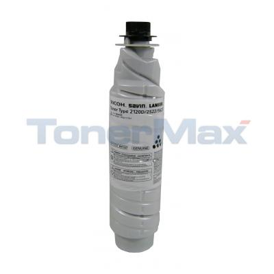 RICOH SL TYPE 2120D/2522/5627 TONER BLACK 